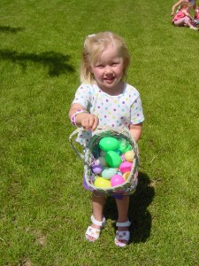 easter pr cute of mccall showing easter basket